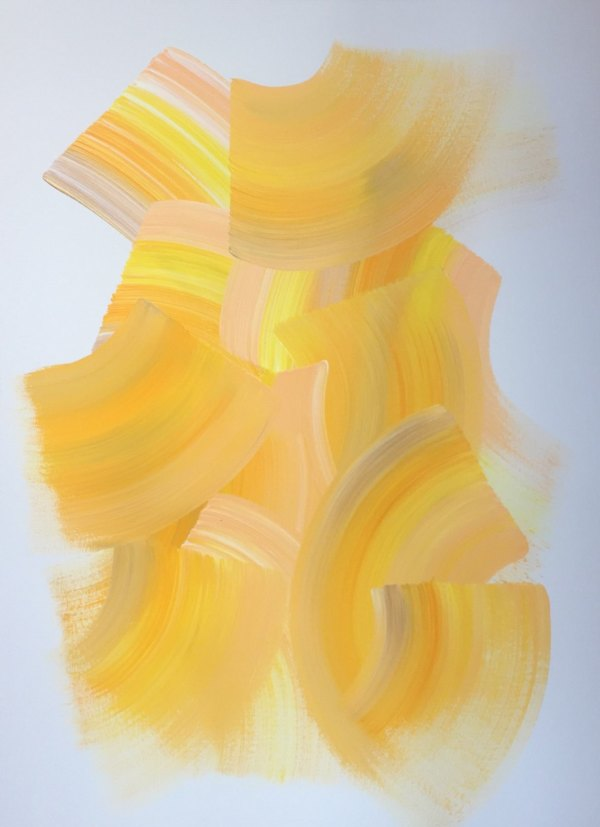 Yellow by Katie  Dumestre Yaquinto