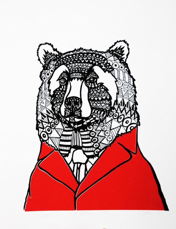 Mr. Bruno by Anja Studer
