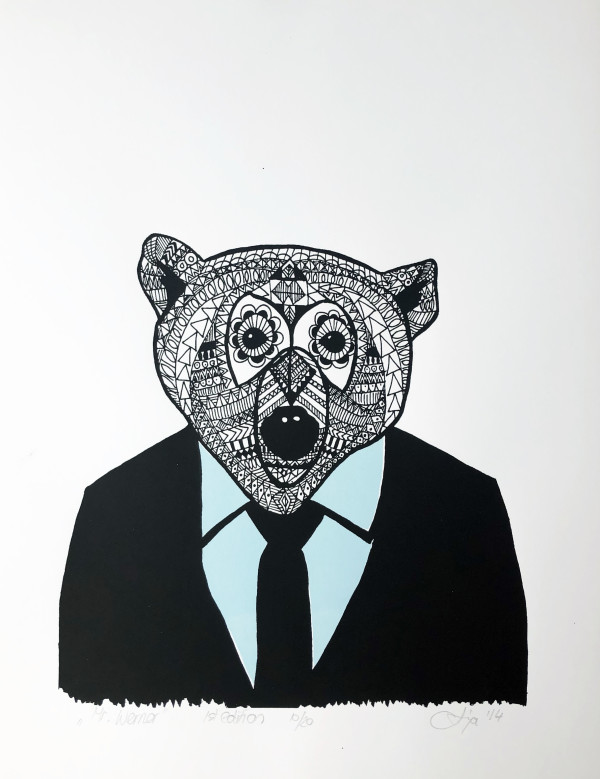 Mr. Werner by Anja Studer
