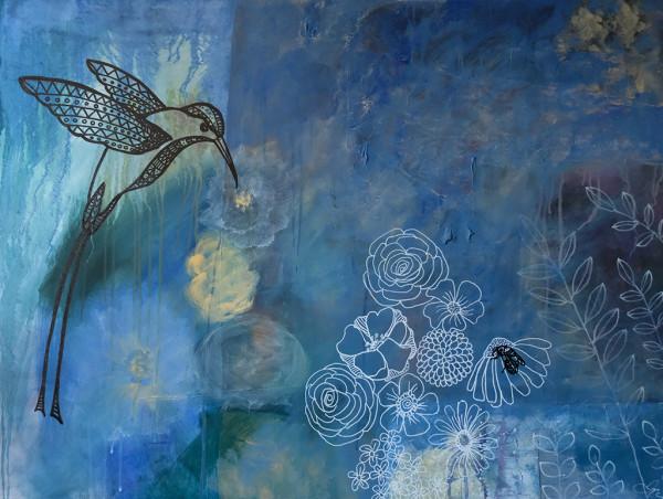 spirited dreaming by Anja Studer