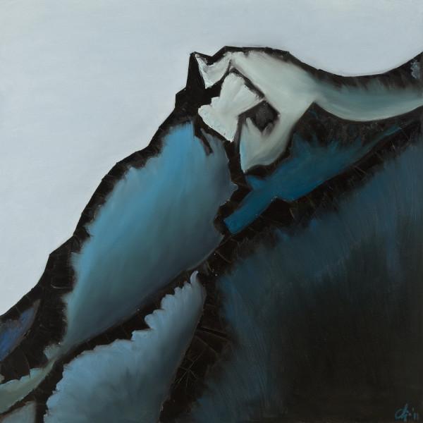 der mann im berg by Anja Studer