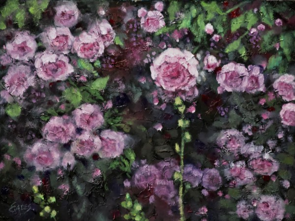 Bea's Roses by Linda Eades Blackburn
