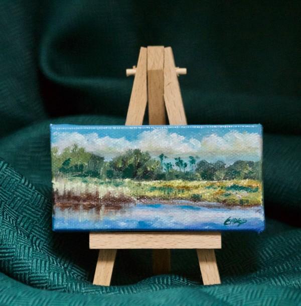 Bennett Creek by Linda Eades Blackburn