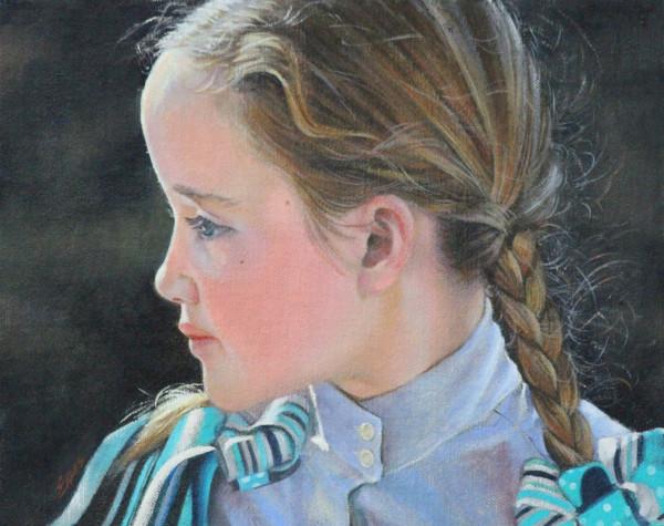 Braids and Bows by Linda Eades Blackburn
