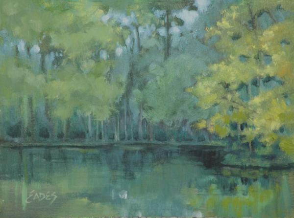 By the Springs by Linda Eades Blackburn
