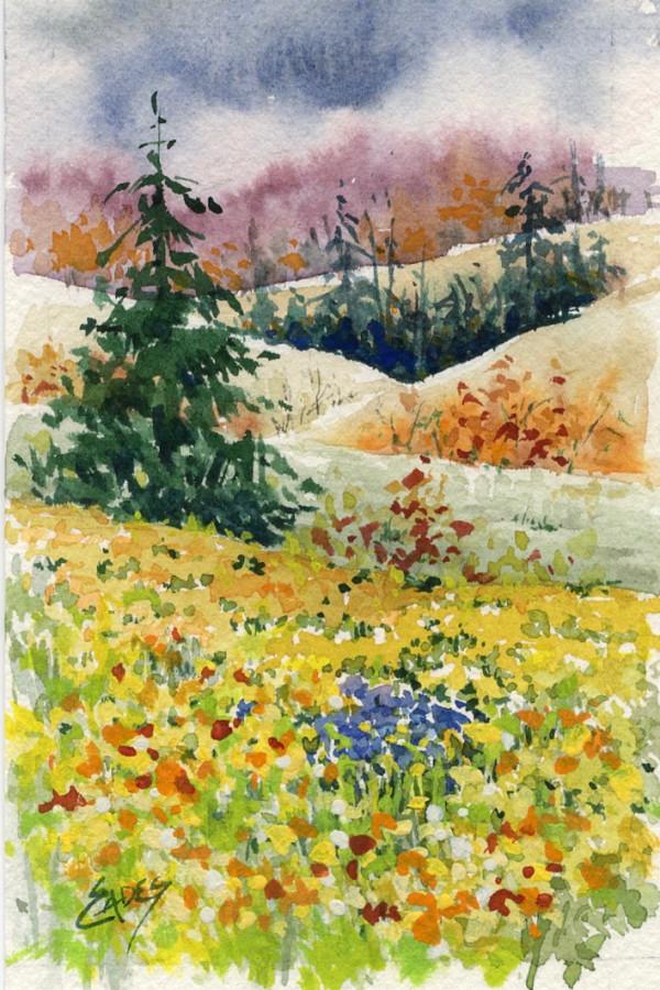 Fall Colors by Linda Eades Blackburn