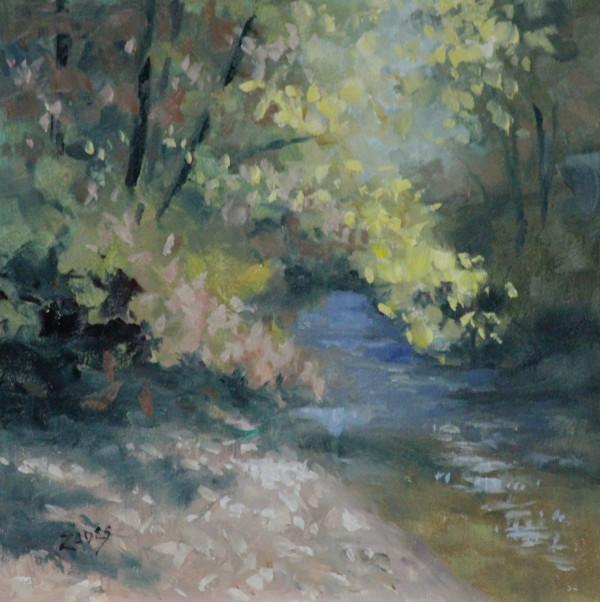 Fall Creek by Linda Eades Blackburn