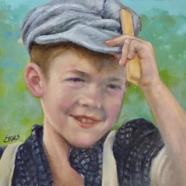 Howdy by Linda Eades Blackburn