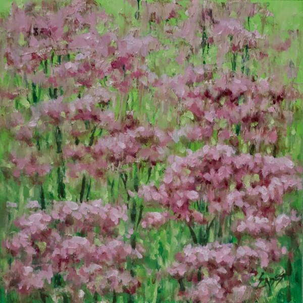 In the Pink by Linda Eades Blackburn