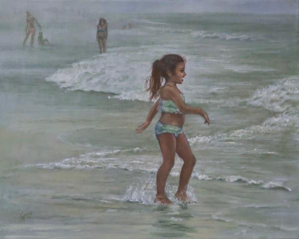 Liquid Sunshine by Linda Eades Blackburn