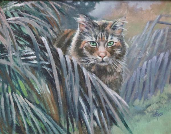 Lurking by Linda Eades Blackburn