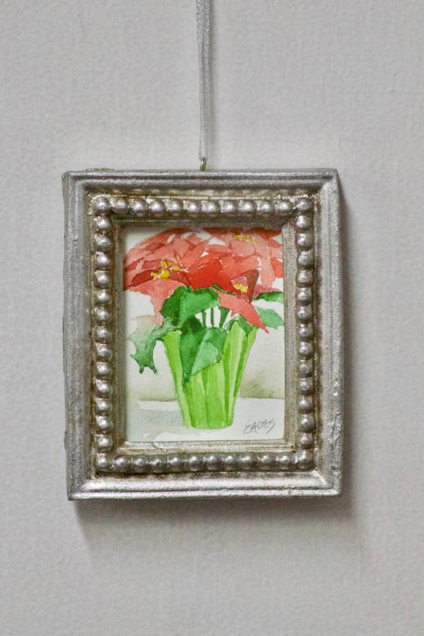 Poinsettia by Linda Eades Blackburn