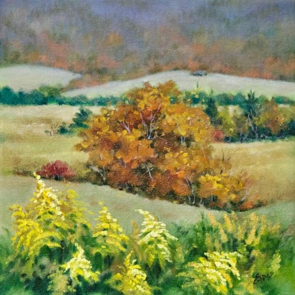 Mountain Glory by Linda Eades Blackburn