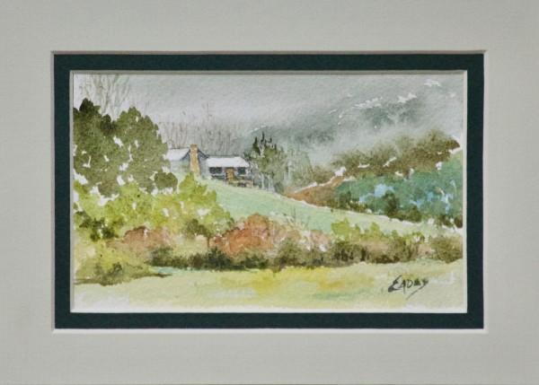 Mountin Home by Linda Eades Blackburn