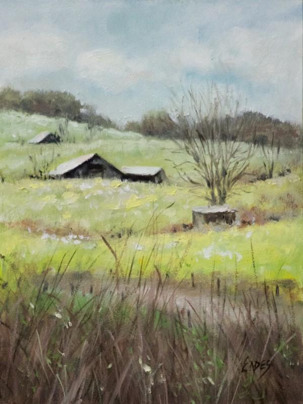 Near David's by Linda Eades Blackburn