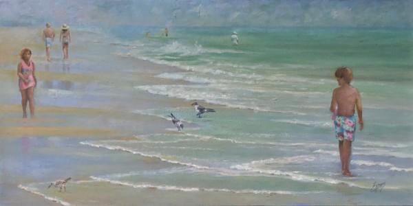Passing Storm by Linda Eades Blackburn