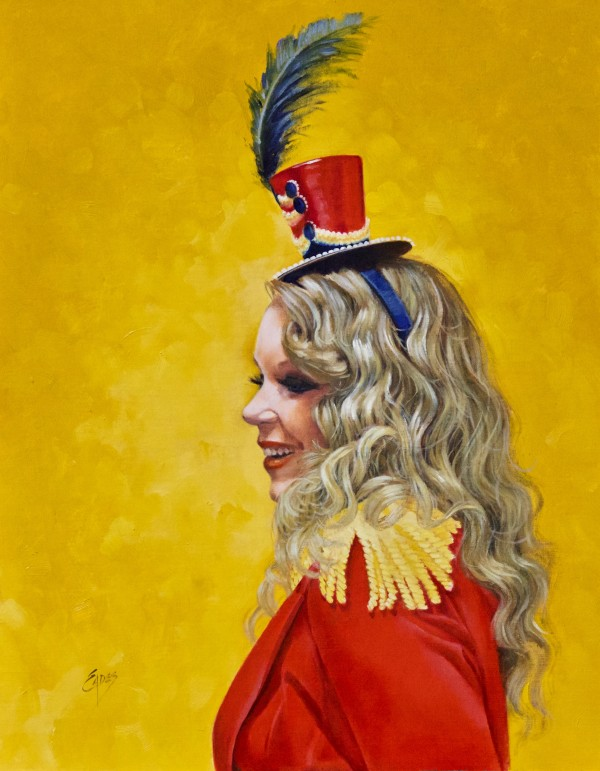 Ringmaster Rachel by Linda Eades Blackburn
