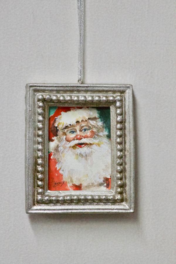 Santa by Linda Eades Blackburn