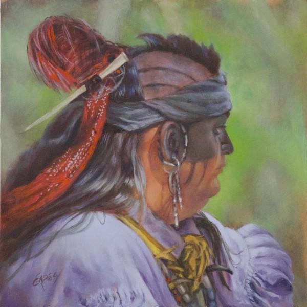 Seminole by Linda Eades Blackburn
