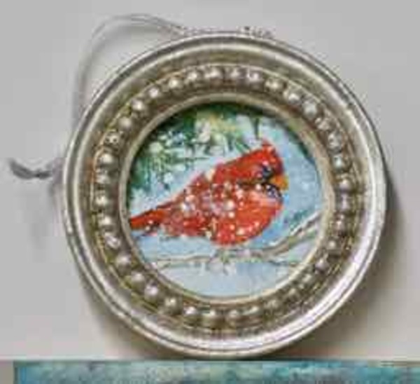 Snow Bird by Linda Eades Blackburn