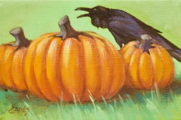 Something to Crow About by Linda Eades Blackburn