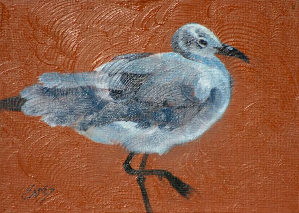 Struttin' by Linda Eades Blackburn