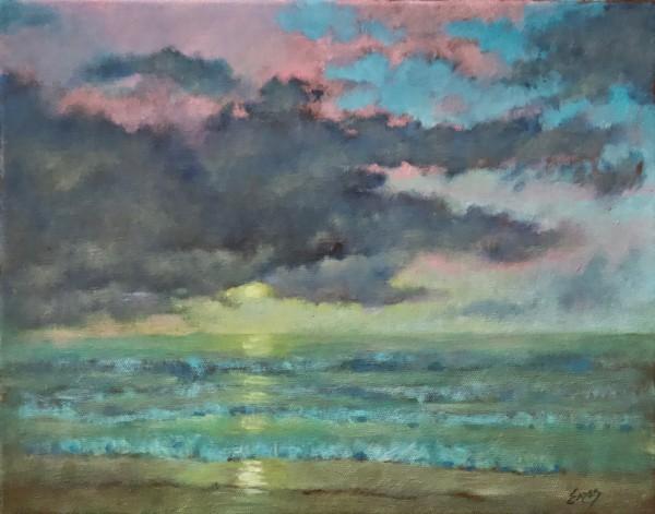 Sun's Up by Linda Eades Blackburn