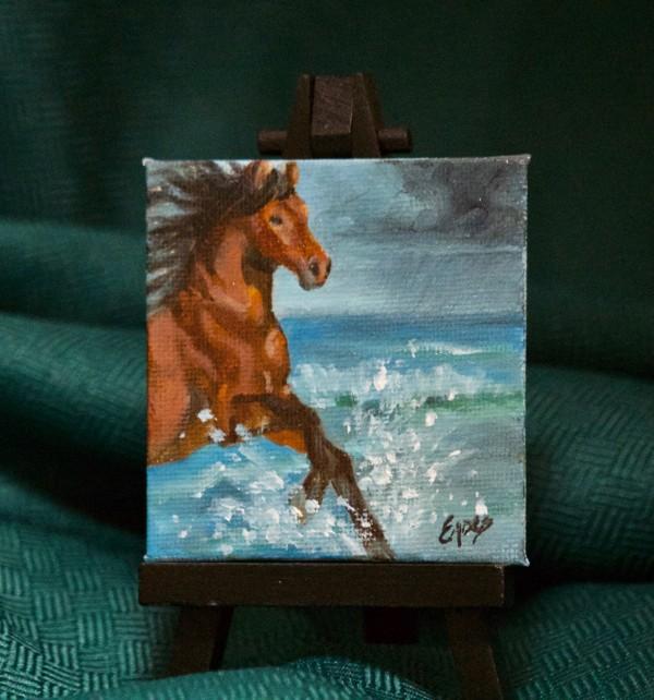 Surf's Up by Linda Eades Blackburn