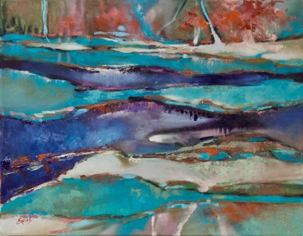 The Chill by Linda Eades Blackburn