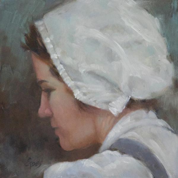 White Cap by Linda Eades Blackburn