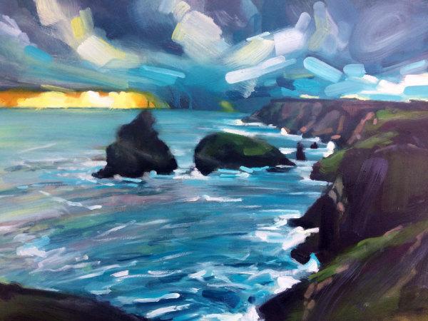 Breaking Storm by Rachel Painter
