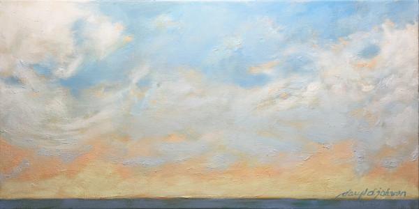Blue Pana by Daryl D. Johnson