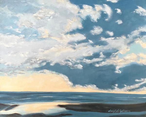 Cloud Swept by Daryl D. Johnson