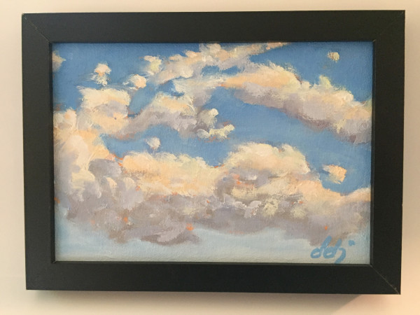 Cloudscape 1 by Daryl D. Johnson