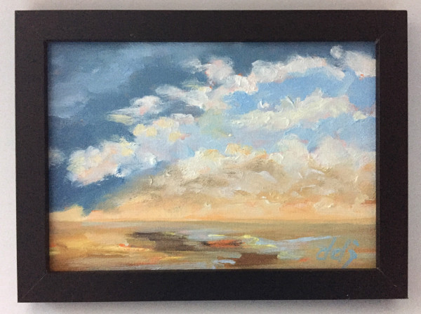 Cloudscape #2 by Daryl D. Johnson