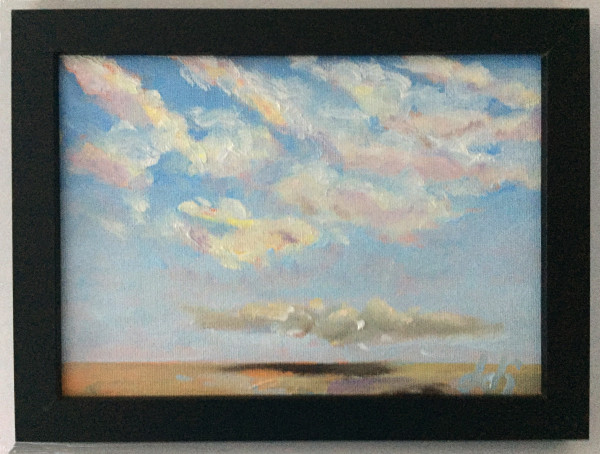 Cloudscape #3 by Daryl D. Johnson