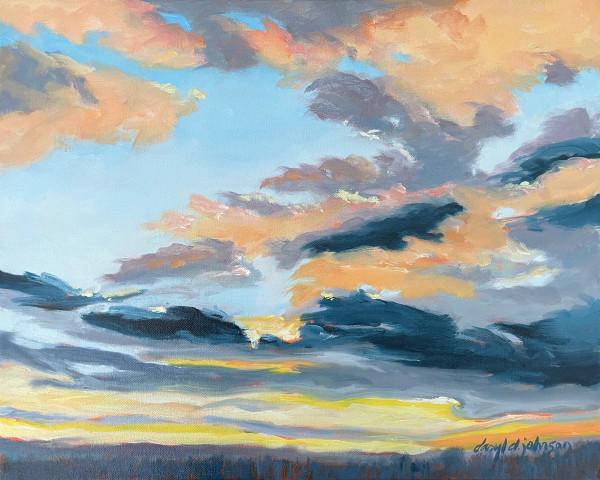 Northern Blaze by Daryl D. Johnson