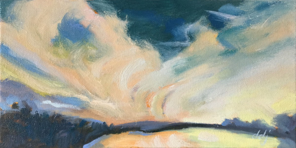 Sky Bend by Daryl D. Johnson