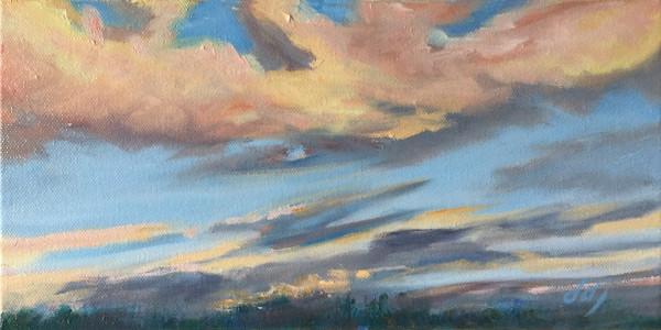 Sky Shift by Daryl D. Johnson