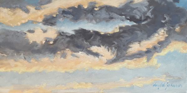The Swirling Sky by Daryl D. Johnson