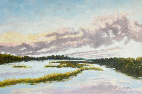 Tidal Flow by Daryl D. Johnson