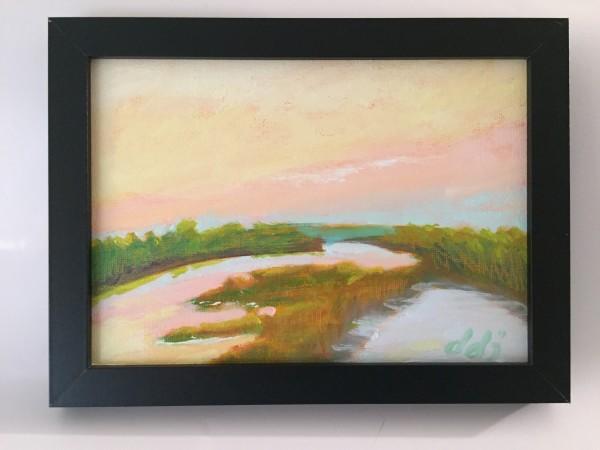 Tidal Marsh 2 by Daryl D. Johnson