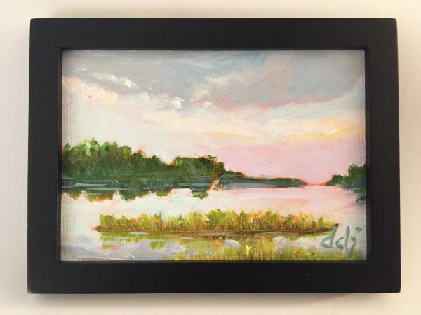 Tidal Marsh 6 by Daryl D. Johnson