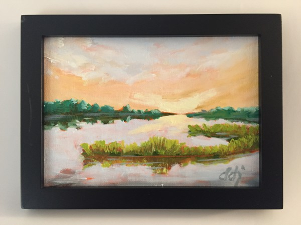 Tidal Marsh 8 by Daryl D. Johnson