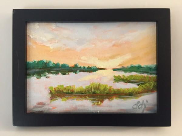 Tidal Marsh 8 by Daryl D. Johnson