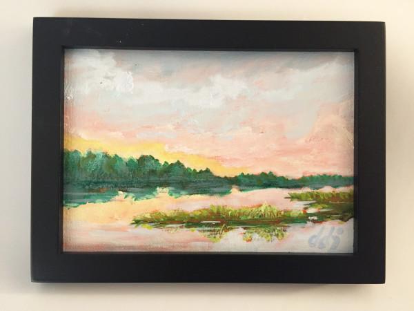 Tidal River 3 by Daryl D. Johnson
