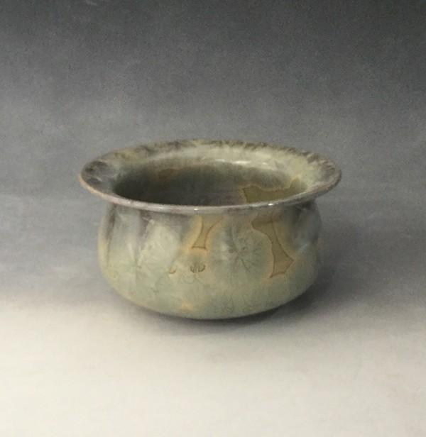 Mini Oriental Pot by Nichole Vikdal