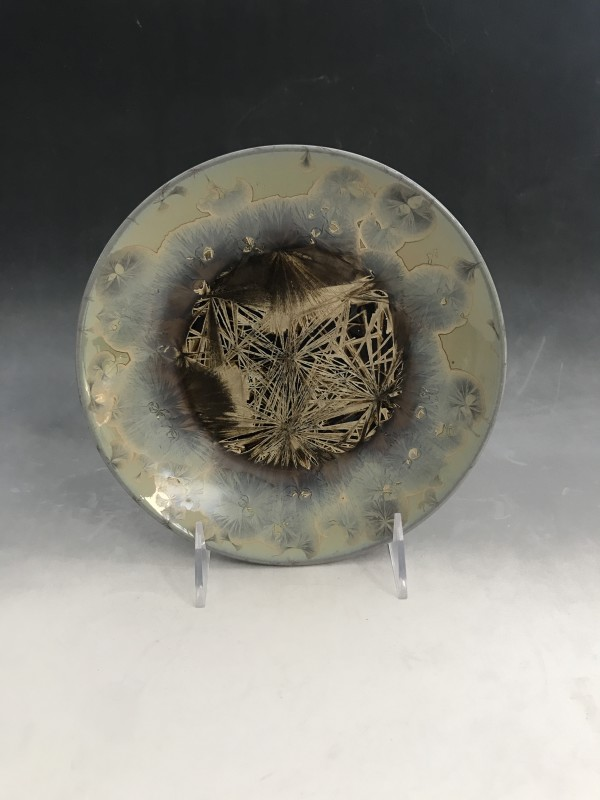 Oriental Plate by Nichole Vikdal