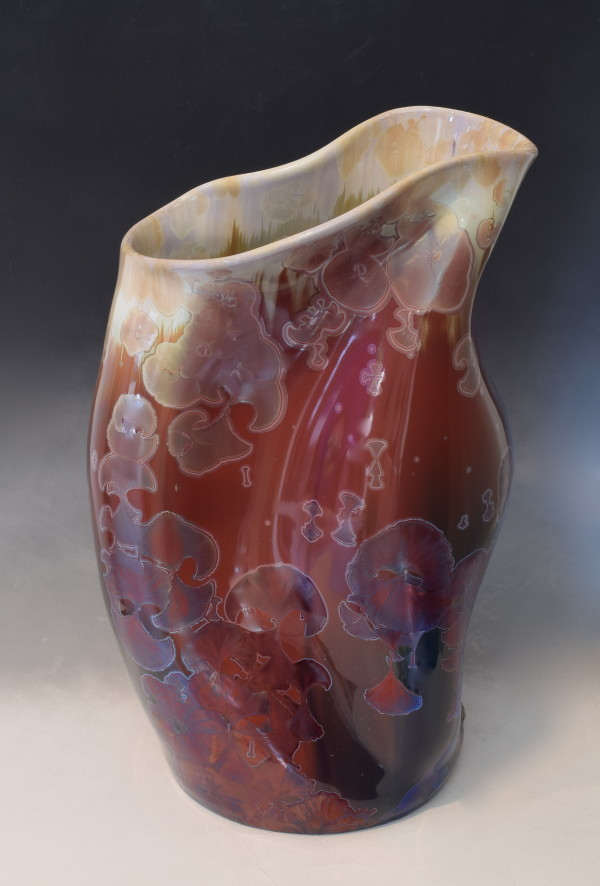 """Magma Rising"" by Nichole Vikdal"