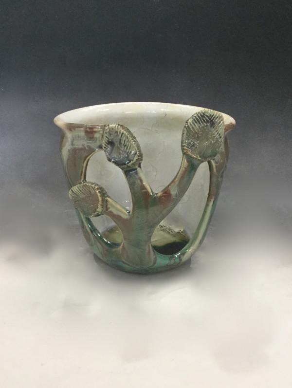 Small Joshua Tree Pot by Nichole Vikdal